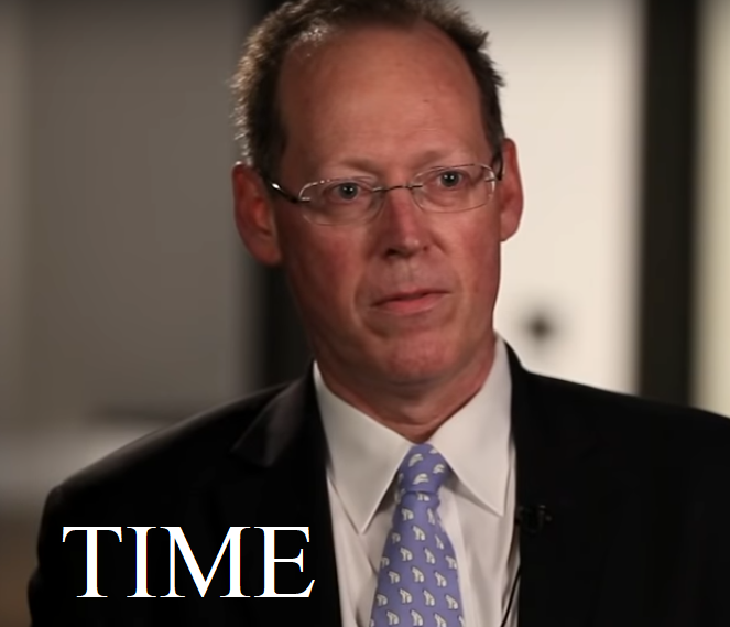 Paul Farmer's TIME Magazine interview